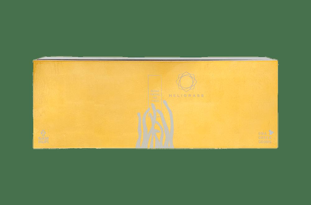 Hộp quà Lux 5 Heligrass Medi 50g
