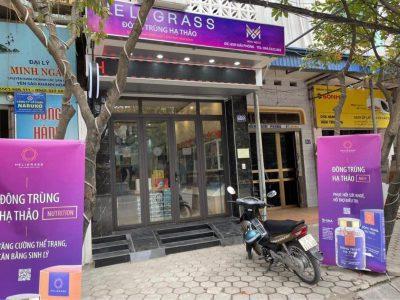 Khai trương đại lý cấp 1 tại Nam Định